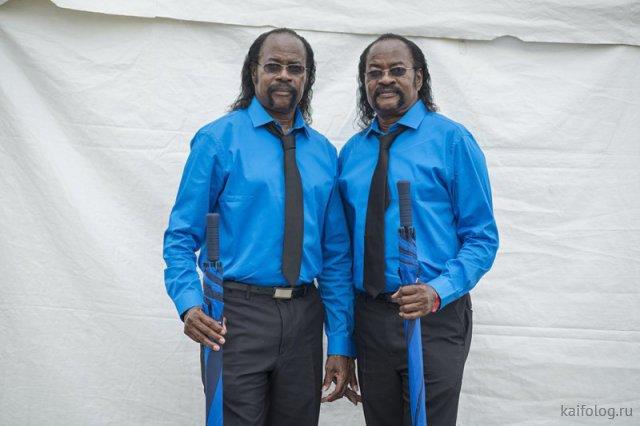 Международный день близнецов (35 приколов)