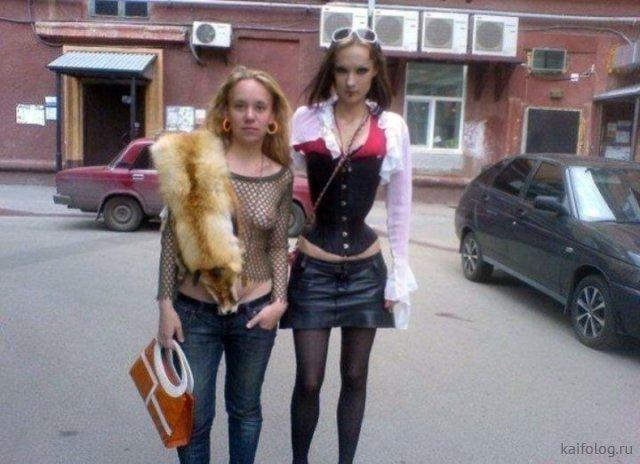 С такими девушками геем станешь (35 фото)