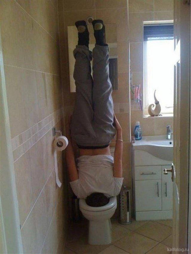 Странные люди делают странные вещи (40 фото)