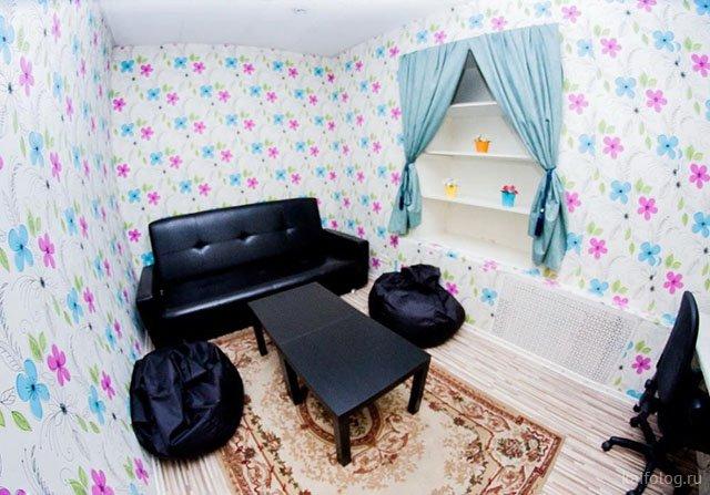 Адский дизайн квартир и домов (35 фото)