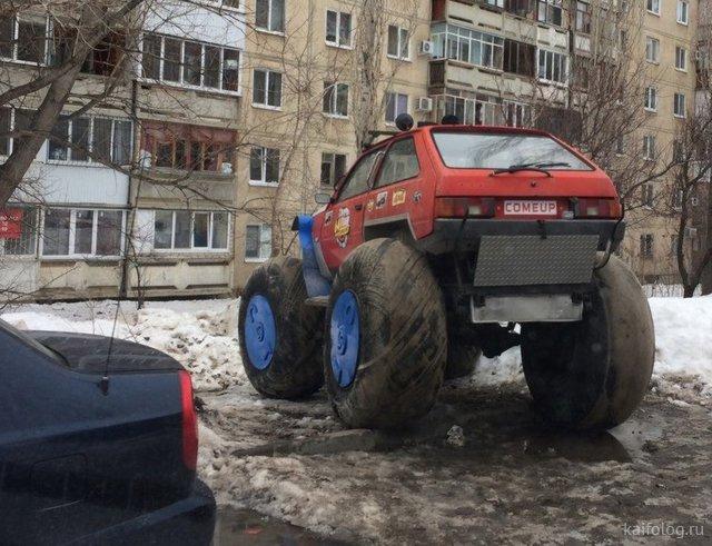 этого выпуска фото автоприколы по русски захотел продолжать дело