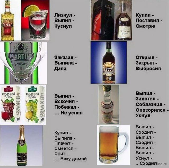 Прикольные картинки про алкоголь (40 штук)