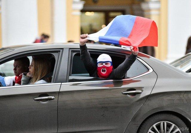 Про российский флаг (35 фото)