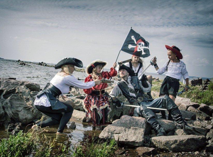 отметить, что настоящие пираты фото второй