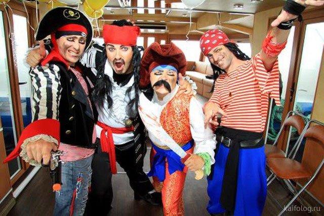 День пирата (30 фото)