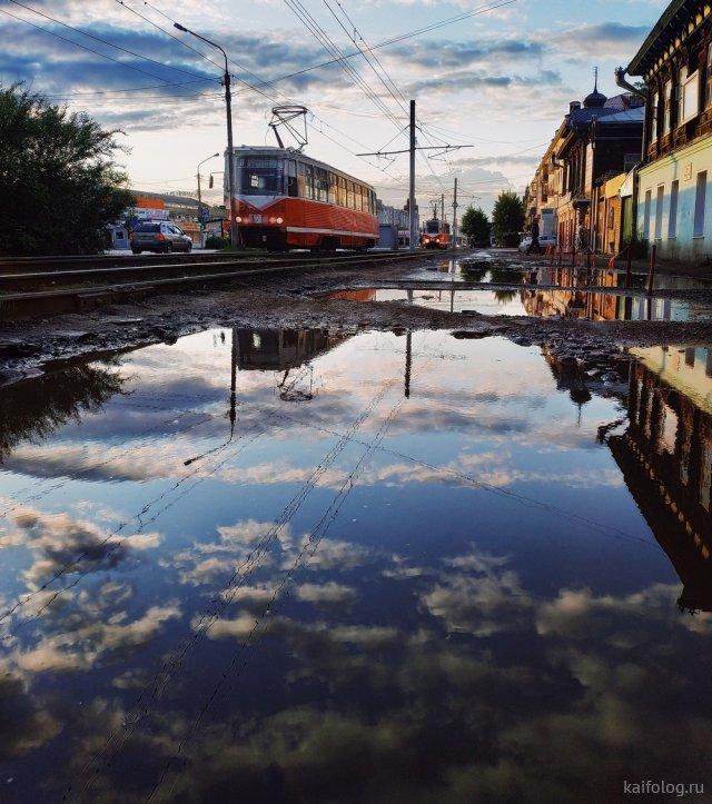 Реальная осень (35 фото)