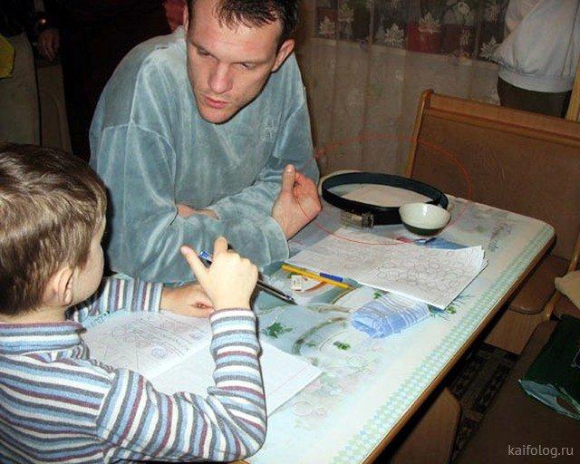 Школьники делают домашку (25 приколов)