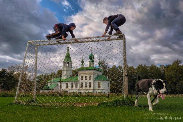 Жизнь в русской глубинке (35 фото)