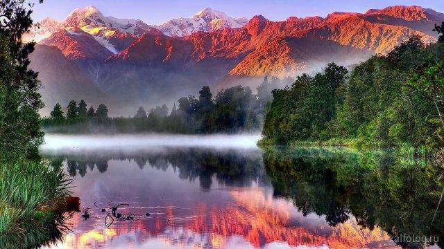 Красивейшие места планеты (35 фото)