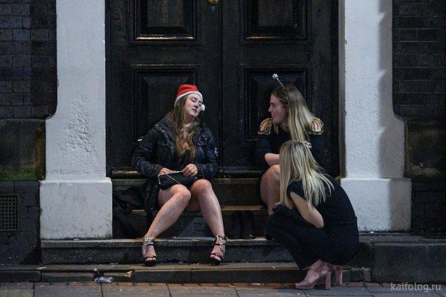 Новый Год по-английски (45 фото)