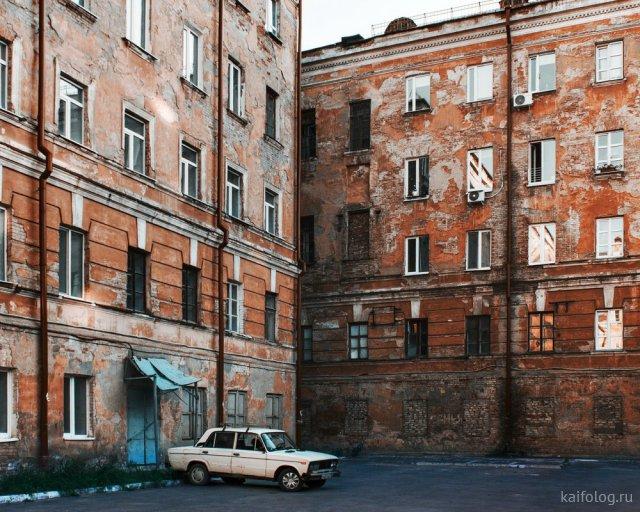 Ужасы и мрак российской провинции (35 фото)