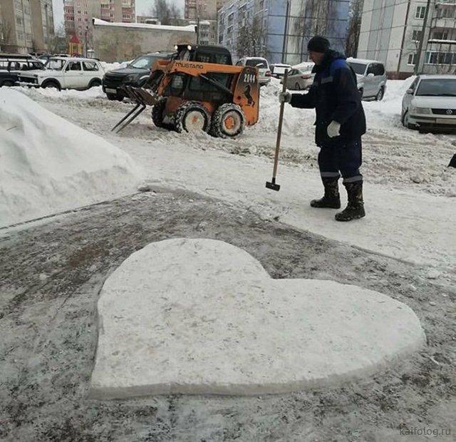 День святого Валентина (40 приколов)