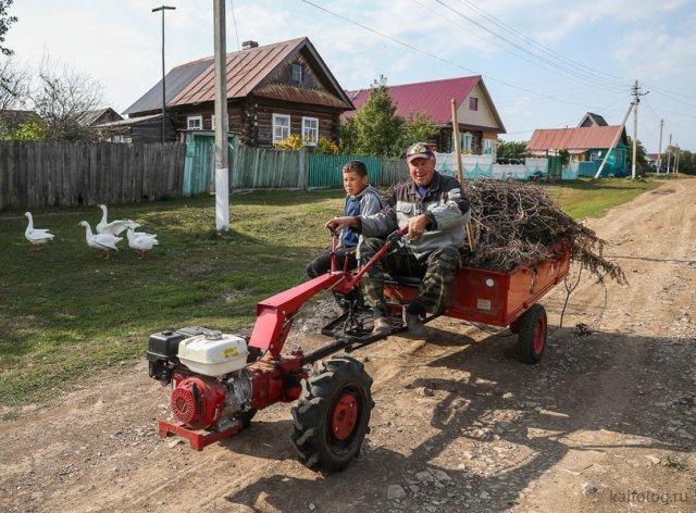 Про русскую смекалку и инженерную мысль (35 фото)