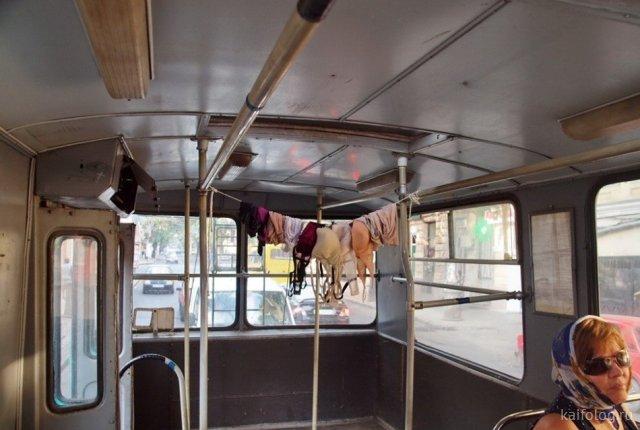 День рождения троллейбуса (45 приколов)
