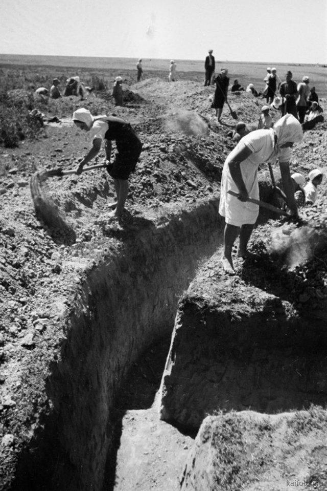 СССР 1941 – 1945 годы (75 фото)