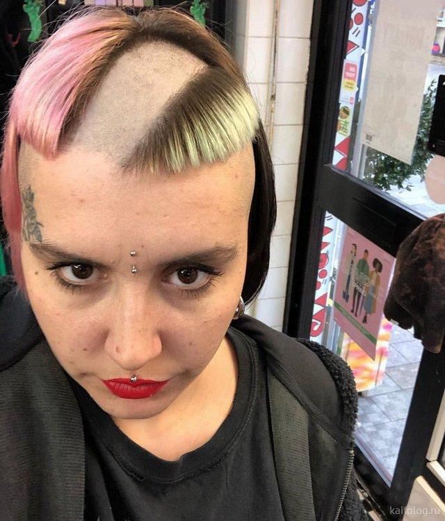 Им нужен новый парикмахер (35 фото)