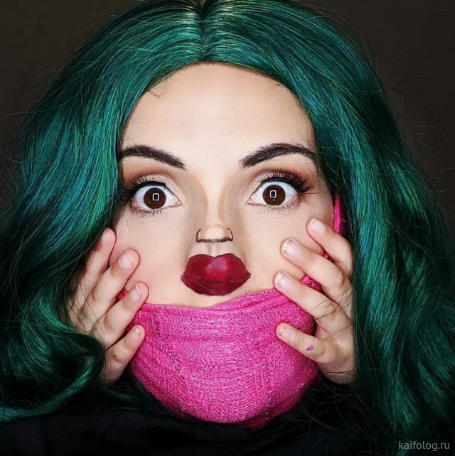 Tiny Face Challenge (30 фото)