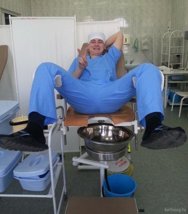 Адские медики (40 фото)