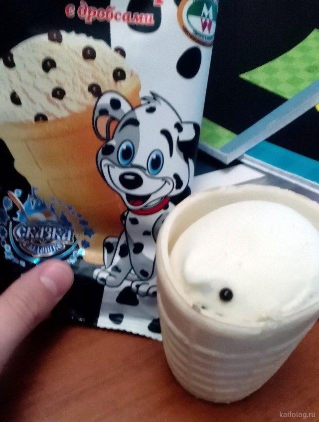 День мороженого (40 приколов)