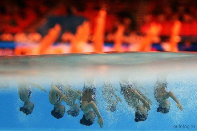 Стоп-кадры из спорта (35 фото)