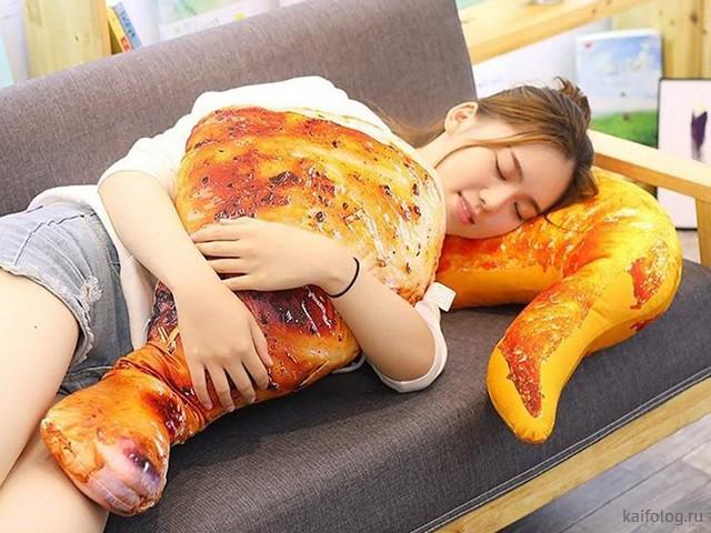 Вкусные подушки (30 фото)