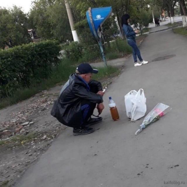 Приколы про русских (35 фото)
