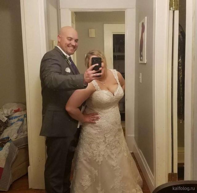 А свадьба пела и плясала (35 приколов)