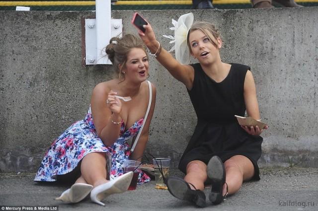 Веселые и странные девушки (35 фото)