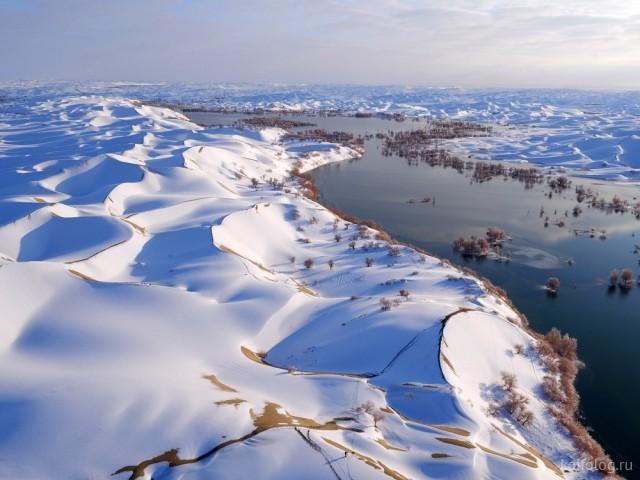 Зимняя сказка (35 фото)