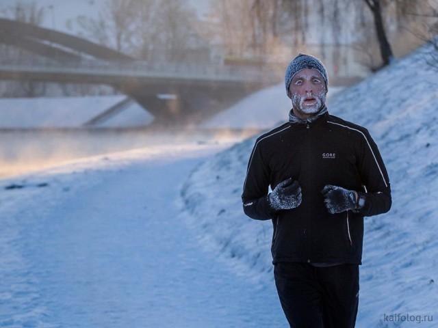 Прощай, зима (35 фото)