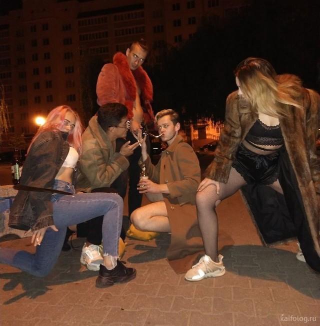 Мрак и жесть из социальных сетей (45 фото)