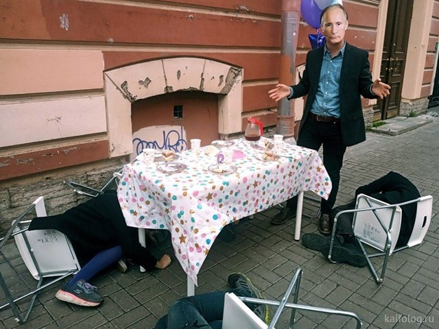 Приколы про патриотизм на день России (50 фото)
