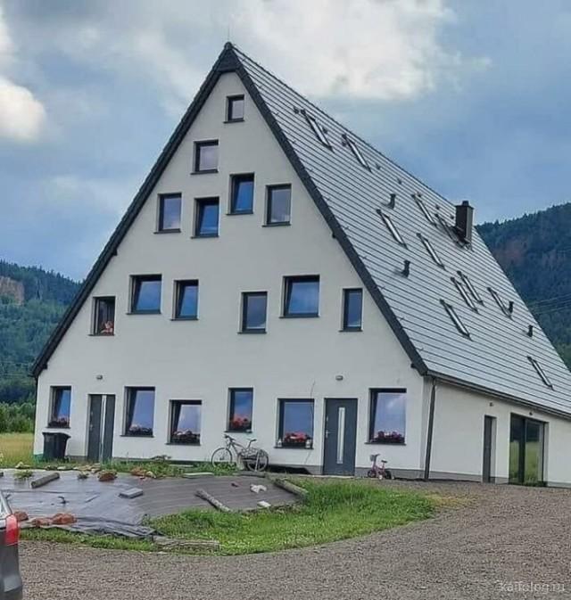 Мой дом – моя крепость (35 маразмов)