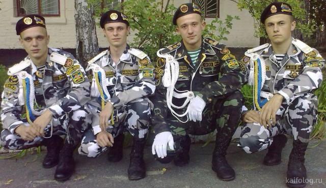 Про швейные войска (50 фото)