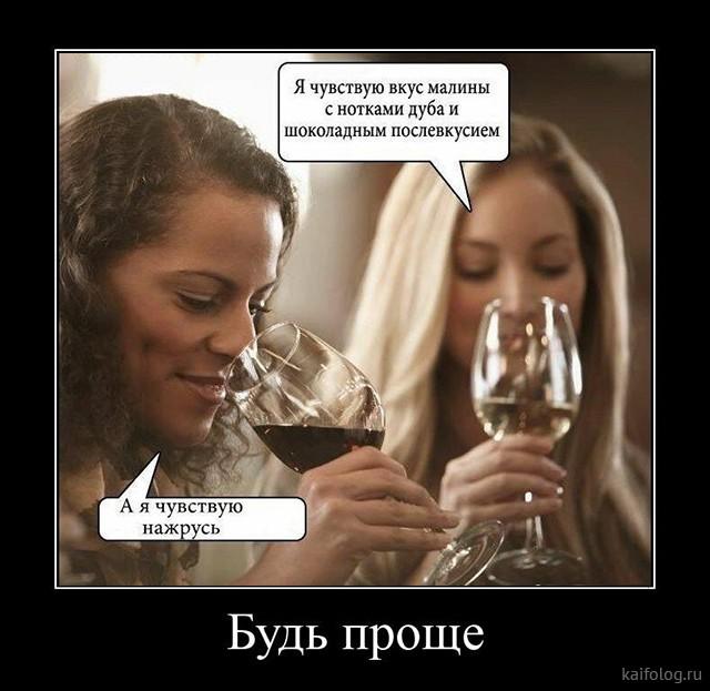 Демотиваторы про девушек (45 штук)
